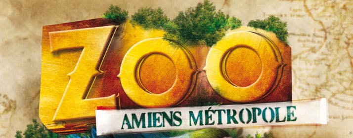 Affiche parcs zoologique  Amiens