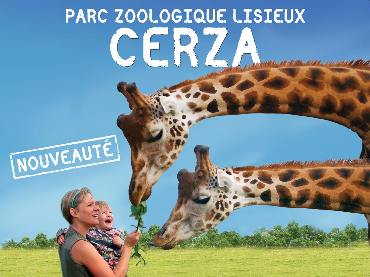 Parcs zoologique : Cerza Parc