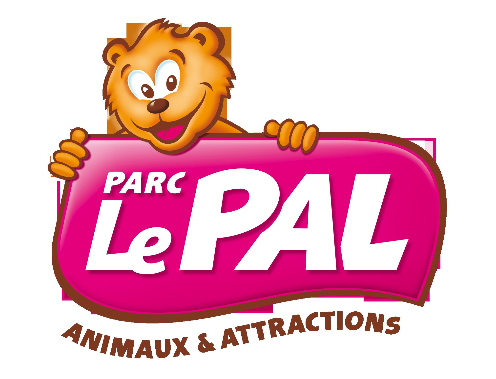 Affiche Parcs zoologique  Le Pal