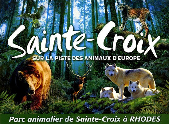 Photo Parc animalier de Sainte-Croix