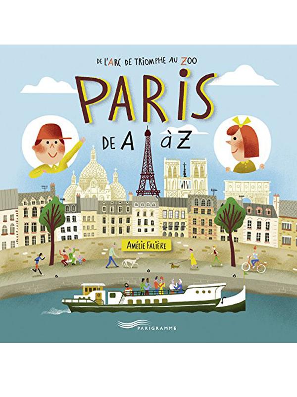 Paris de A à Z