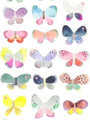 Petit papillon - Dessin petit papillon ...