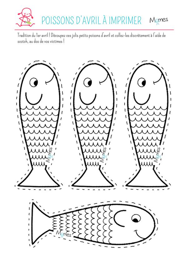 Petit poisson d'avril