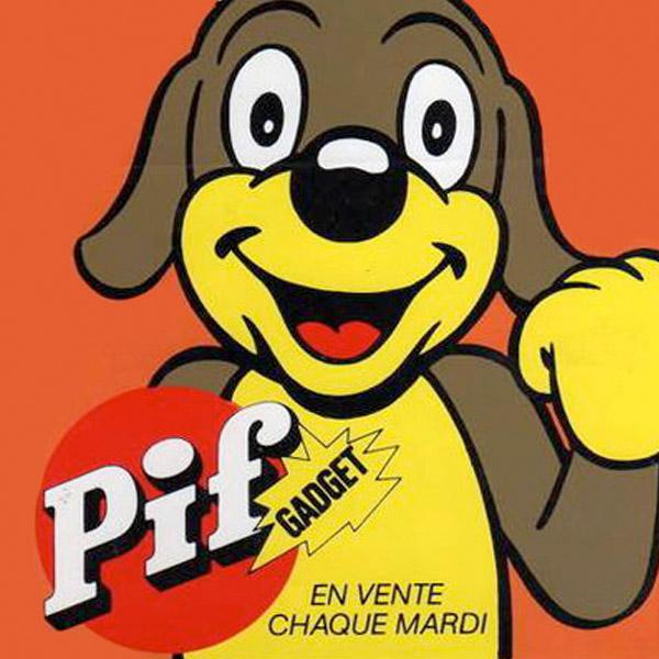 retour Pif Gadget magazine