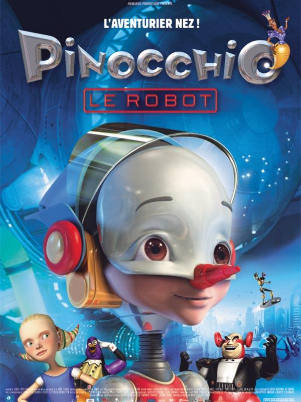 pinocchio le robot momesnet
