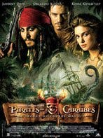 Affiche Pirates des Caraïbes - Le secret du coffre maudit