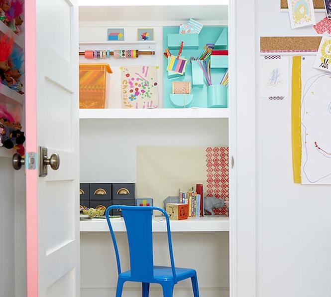 cr er un espace cr atif la maison. Black Bedroom Furniture Sets. Home Design Ideas