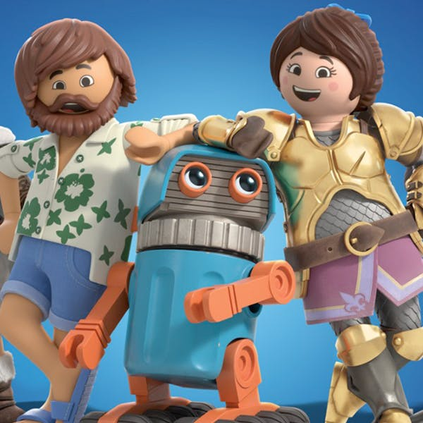 Playmobil Le film : une bande annonce complètement déjantée !