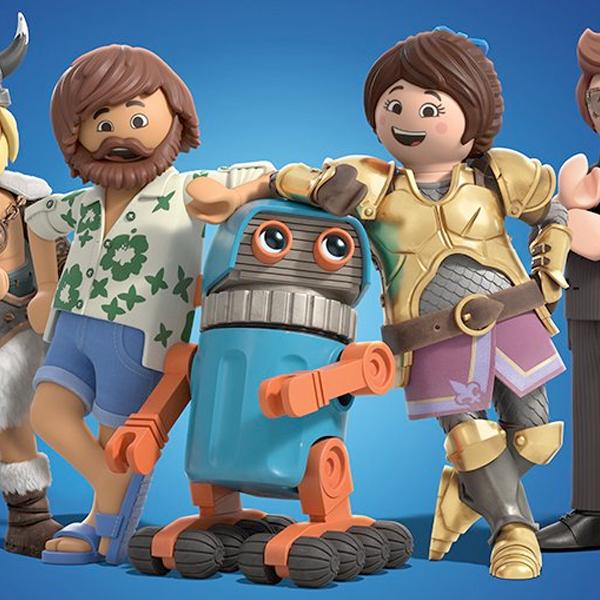 Playmobil The Movie : la toute première image du film avec Daniel Radcliffe (Harry Potter) en Playmobil !