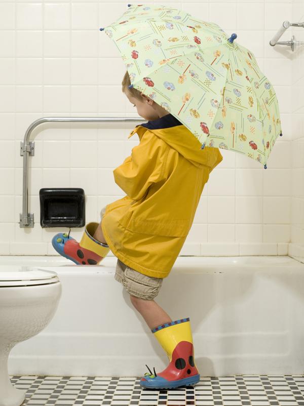 Comptine Pluie pluie pluie et parapluie