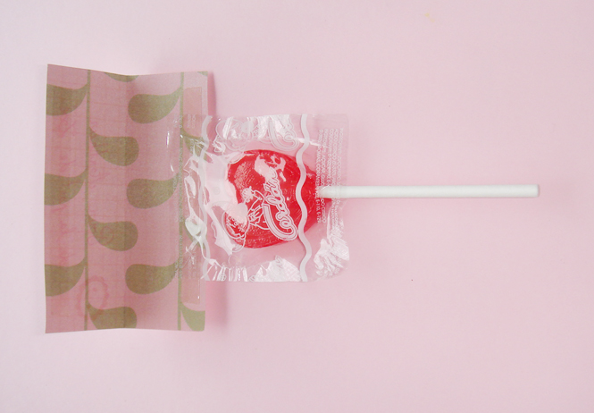 pochette bonbons