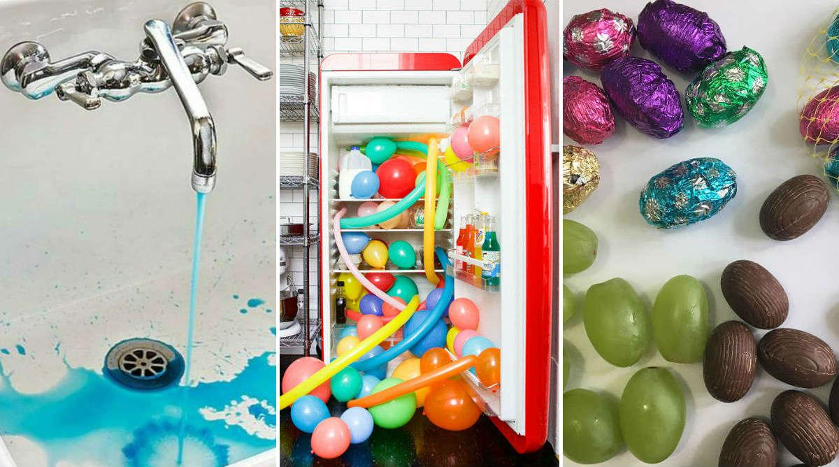 Poisson d'avril : top 15 des blagues à faire avec les enfants