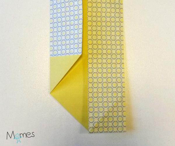 poisson origami etape 3