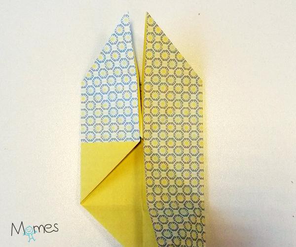 poisson origami etape 5