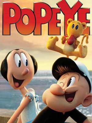 Popeye en 3D