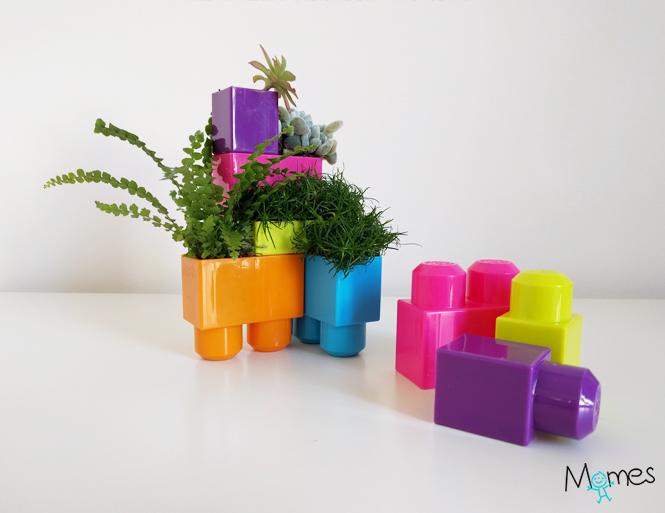 plantes lego