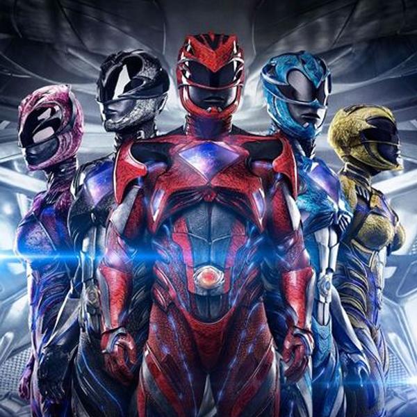 Power Rangers nouveau reboot en préparation