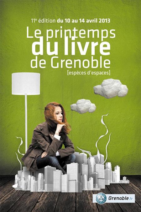 Image Printemps du livre de Grenoble