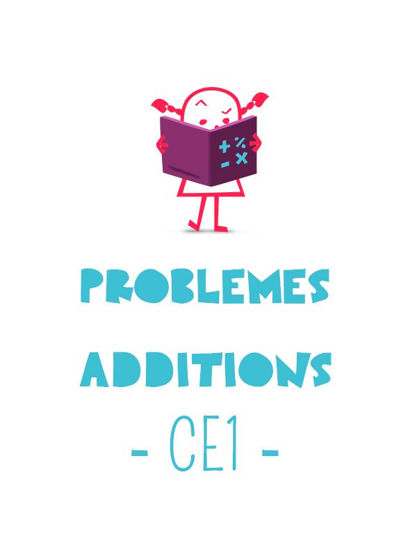 Problèmes pour la classe de CE1: exercice