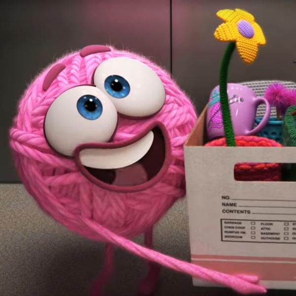 purl pixar court métrage sexisme entreprise féminisme place professionnelle de la femme