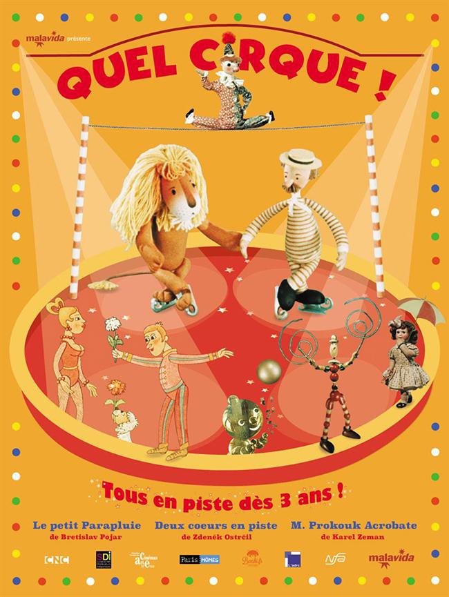 Quel cirque ! - affiche