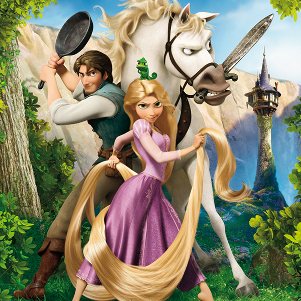 remake Raiponce live action Disney cinéma