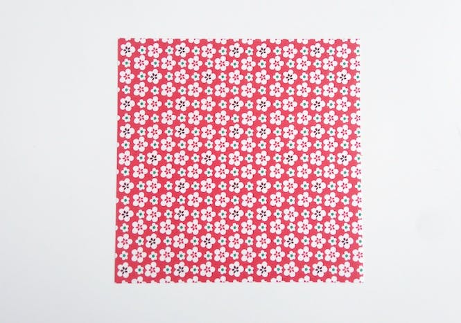 Carte Fête Des Mères Une Robe En Origami Momesnet
