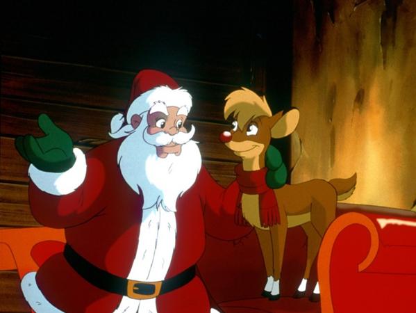 Rudolph le petit renne au nez rouge