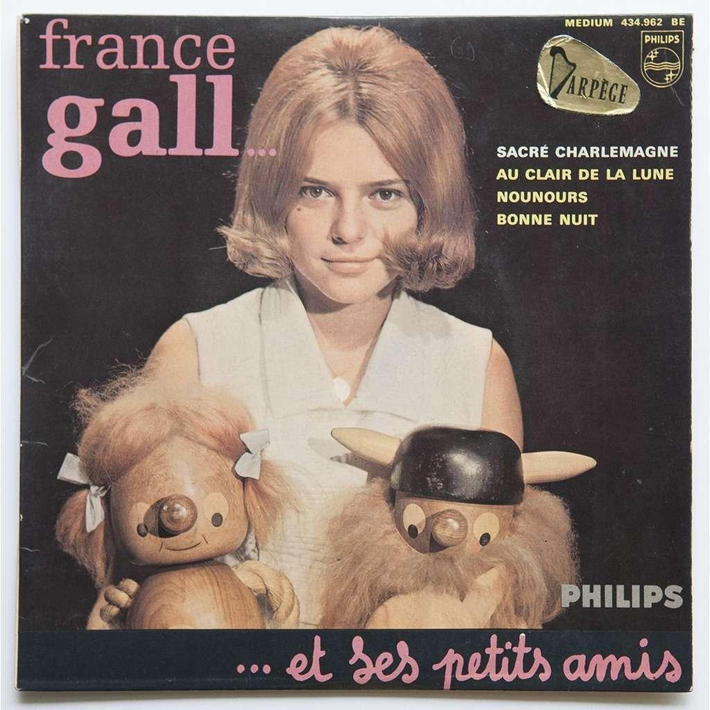 Le vinyl Sacré Charlemagne