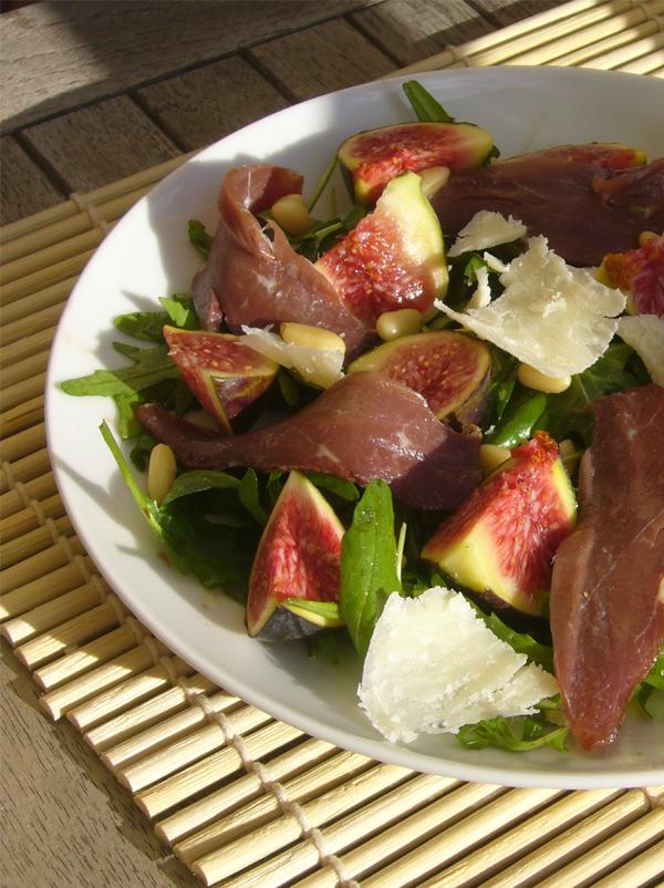 Salade estivale italienne