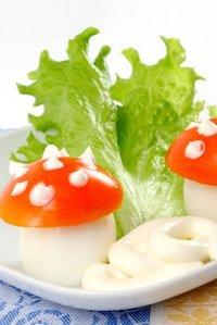 Salade oeuf tomate