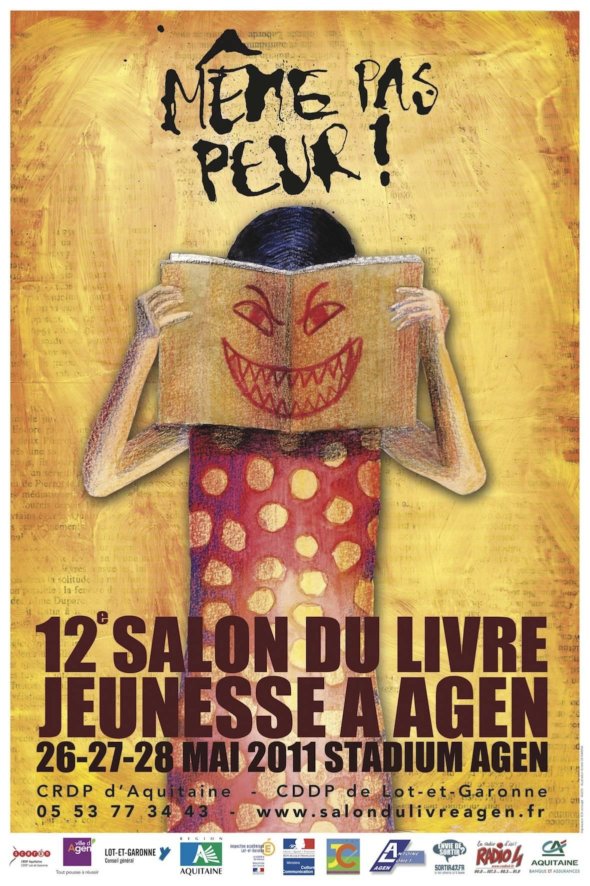 Image Salon du livre jeunesse d'Agen