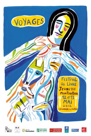 """Image Salon du livre jeunesse de Montauban - """"Les jolis mots de Mai"""""""