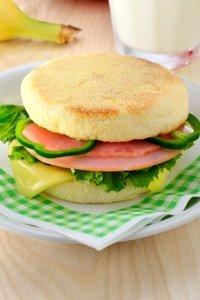 Sandwich aux oeufs rapide