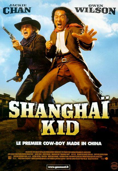 Affiche Shangï Kid