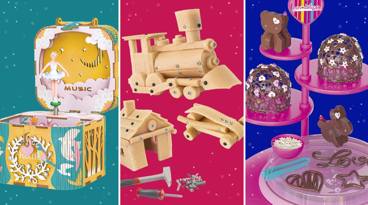 meilleurs cadeaux Noël 2019 enfants DIY