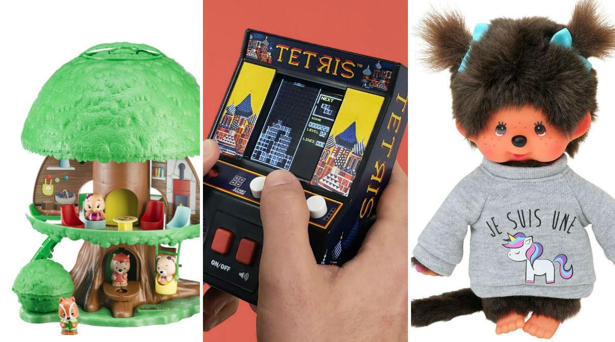 Shopping de Noël : les jouets vintage ou remastérisés