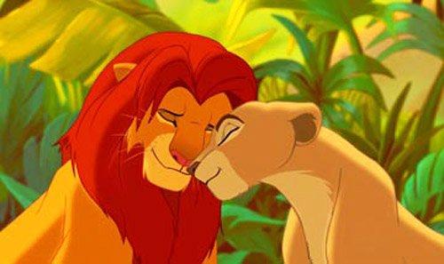 Simba Et Nala Le Roi Lion Momes Net