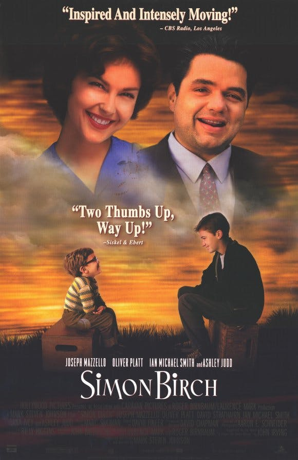 Affiche Simon Birch