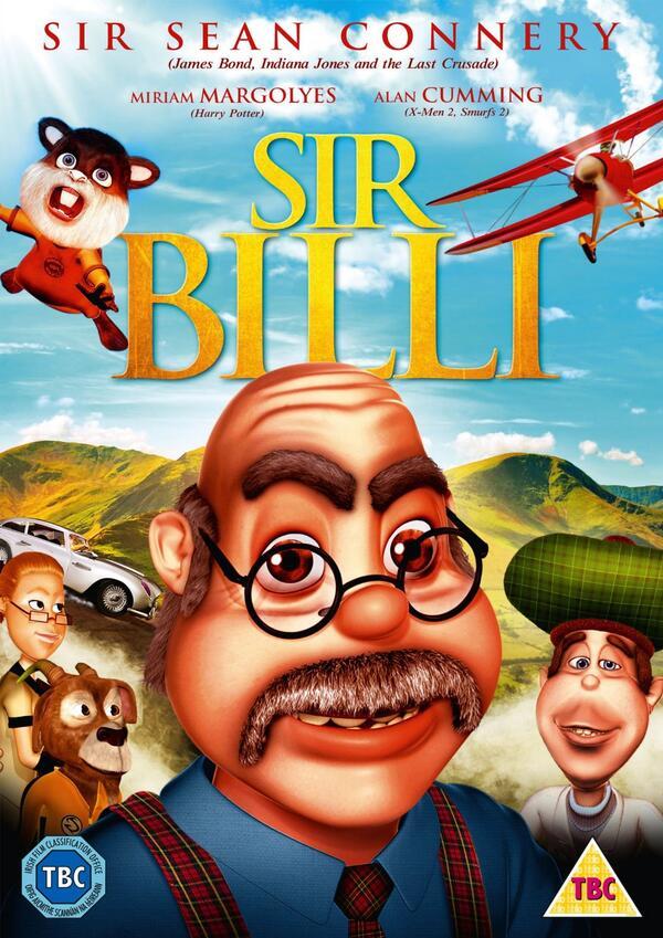 Affiche Sir Billi