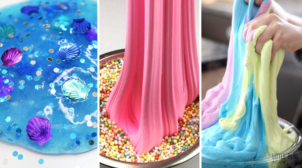 20 idées de Slime