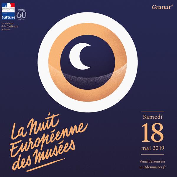 Sortie en famille : La Nuit Européenne des Musées, Samedi 18 Mai 2019