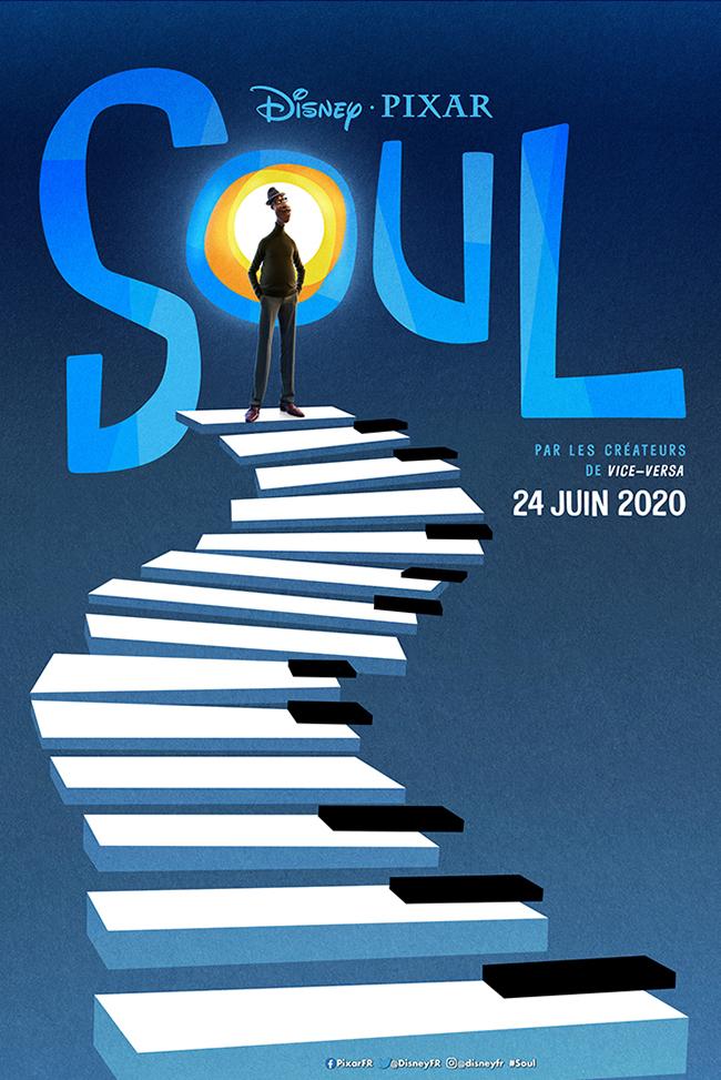 """Résultat de recherche d'images pour """"soul pixar affiche"""""""