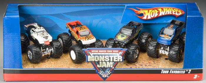 Spectacles - Evènement - Hot Wheels Monster Jam