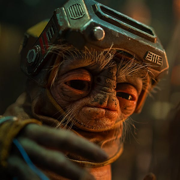 babu frik star wars 9 l'ascension de skywalker nouvelle mascotte