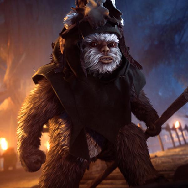 série Ewoks plateforme Disney+ Star Wars