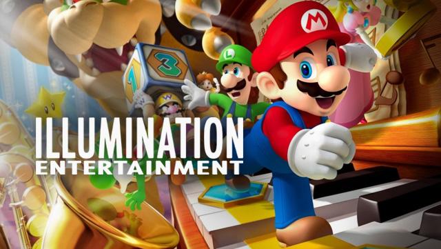 Bientôt Un Film D Animation Super Mario Par Les Créateurs