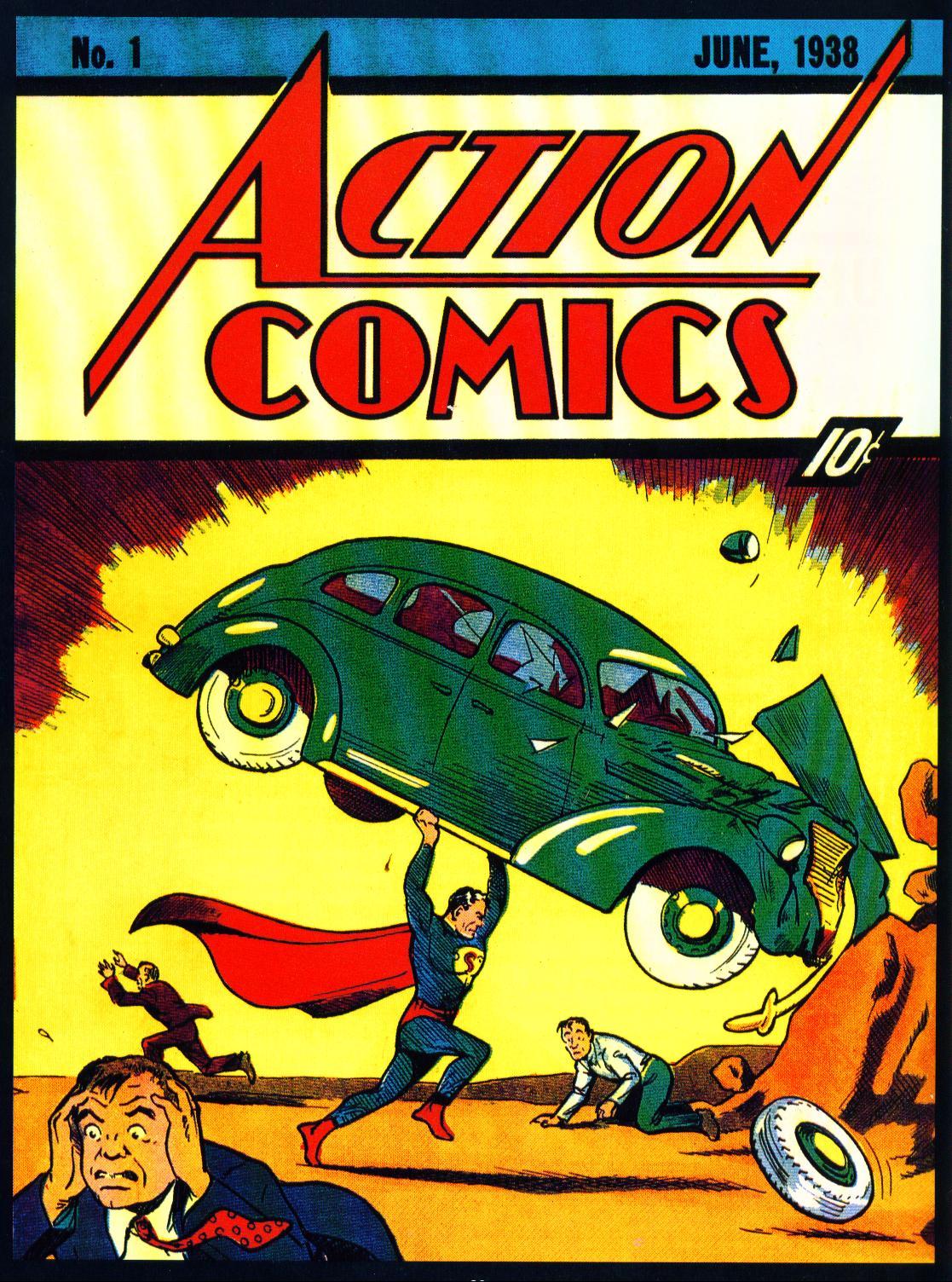 superman premier numero