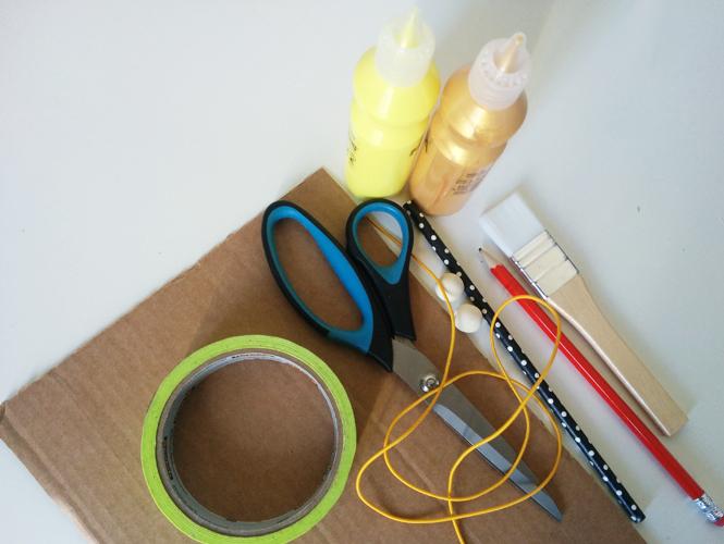 fabriquer un petit tambour chinois. Black Bedroom Furniture Sets. Home Design Ideas