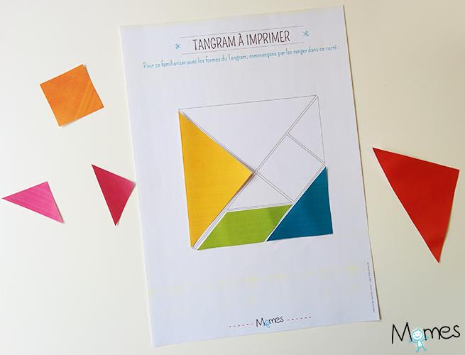 tangram maternelle